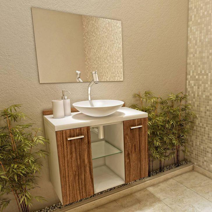 Banheiros pequenos Como aproveitar o espaço  Blog -> Gabinete De Banheiro Pequeno Dicico
