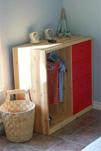 armário para crianças