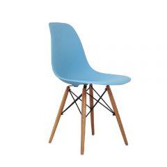 Cadeira Eames Azul Deceaz Mobly