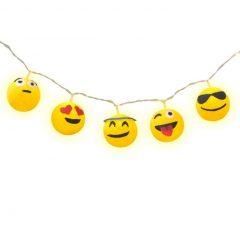 Cordão-De-Luz-Temático-Emojis-Mobly