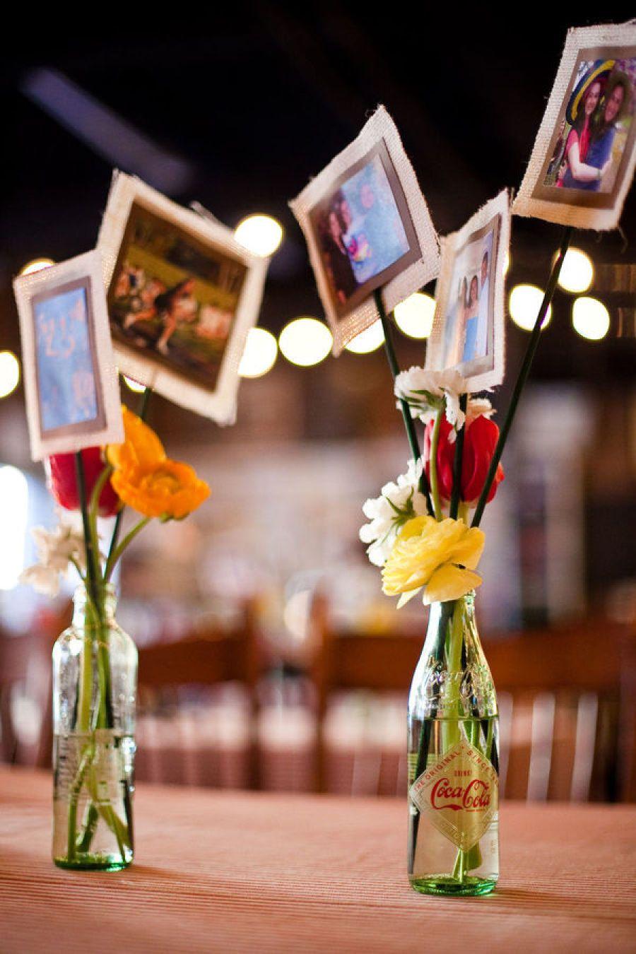 dia dos namorados decoração com bilhetinhas e flores