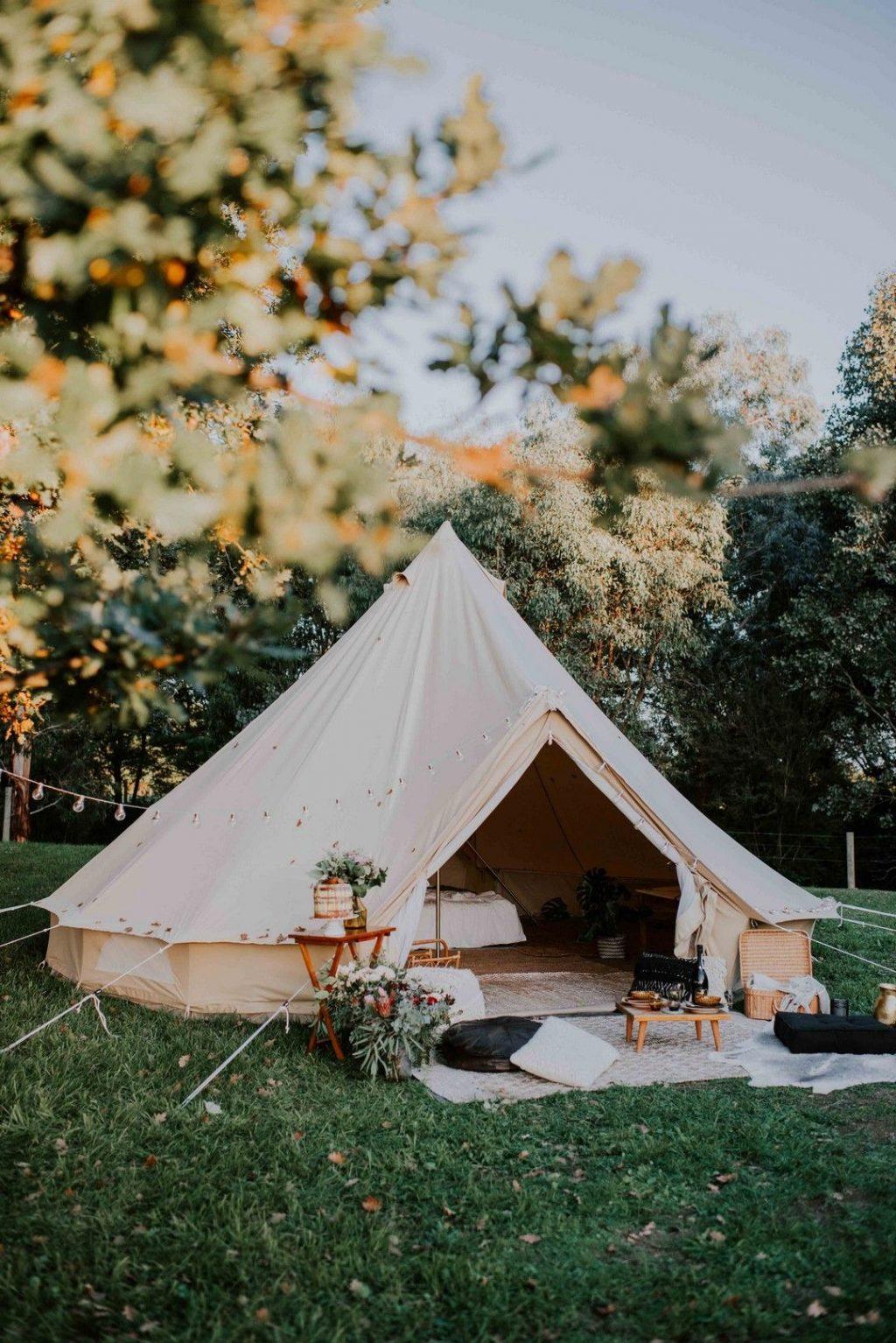 dia dos namorados acampar
