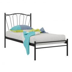 cama de solteiro retro para quarto mais aconchegante