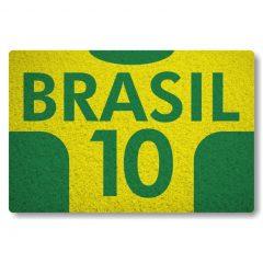 capacho do brasil para festa em casa