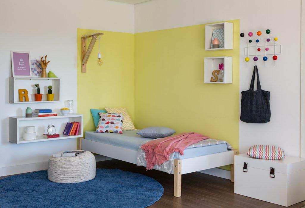 decoração de quarto mais aconchegante infantil com tapetes