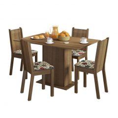 mesa de jantar florida para primavera