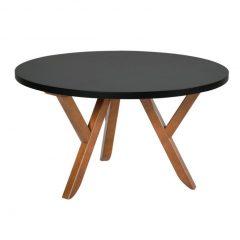 mesa de centro escandinavo para living room