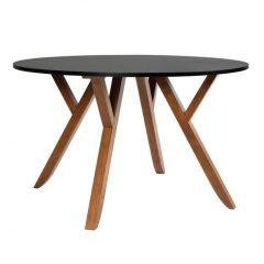 mesa de jantar escandinavo para living room