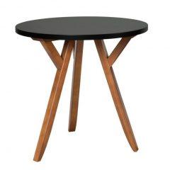 mesa lateral com estilo skandi para living room