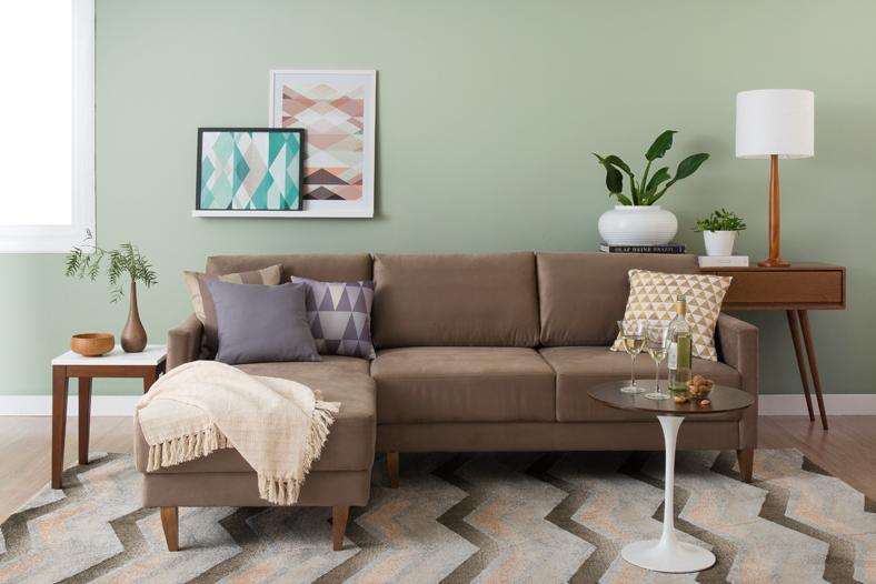 Tendências de outono - Sala de estar
